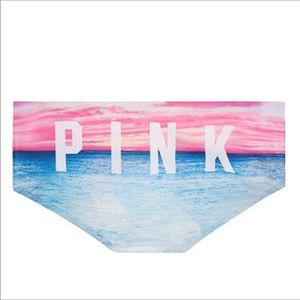 New Victoria's Secret PINK Seamless Hipster Panty